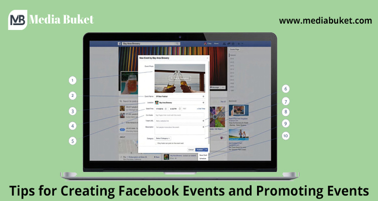 Tips for Creating Facebook Events and Promoting Events