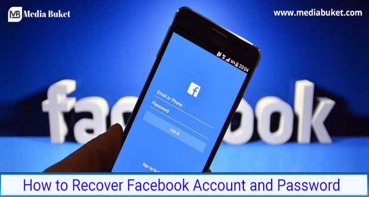 How to Recover Facebook Account and Password
