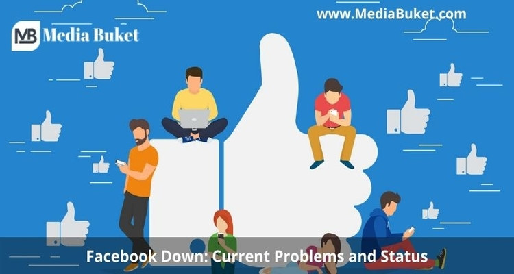 Facebook Down: Current Problems and Status