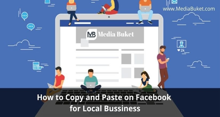 How to Copy and Paste on Facebook for Local Business