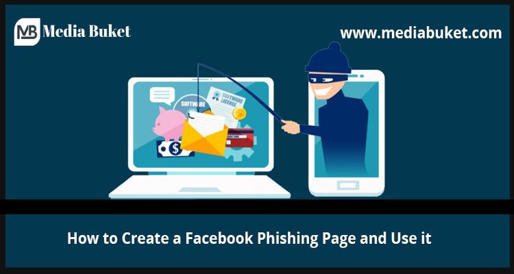 How to Create a Facebook Phishing Page and Use it