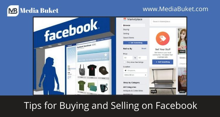 Tips for Buying and Selling on Facebook